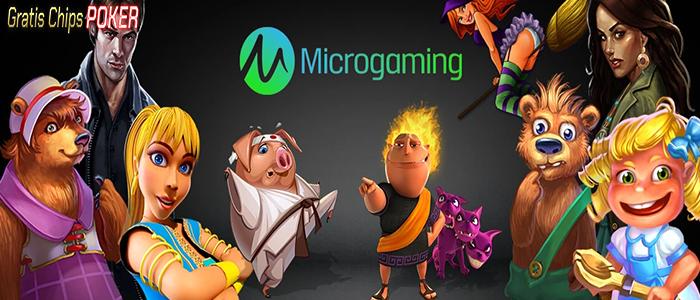 5 Permainan Slot Online MicroGaming Yang Bisa Kamu Mainkan Di QQLucky8