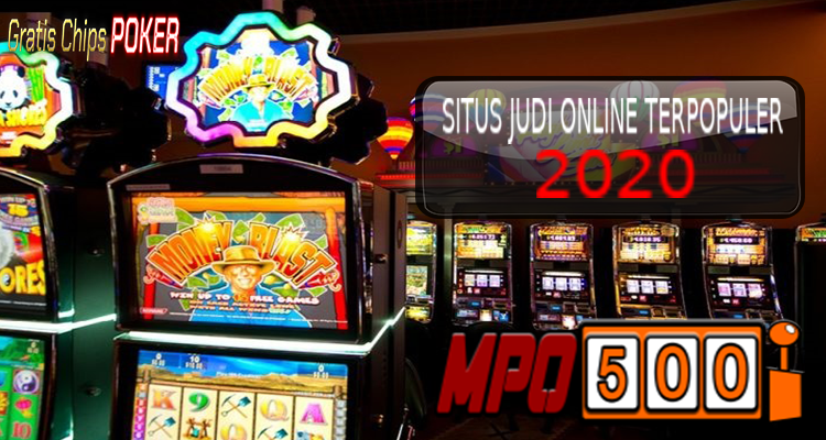 Situs Judi Slot Online Terpopuler 2020