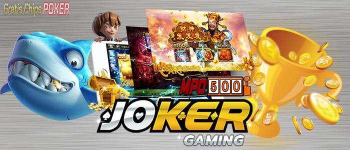 Permainan Terbaru Dari Mpo500 Joker Gaming 2020