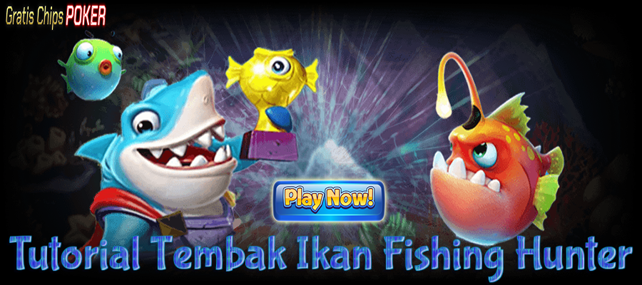 Tutorial Tembak Ikan Fishing Hunter