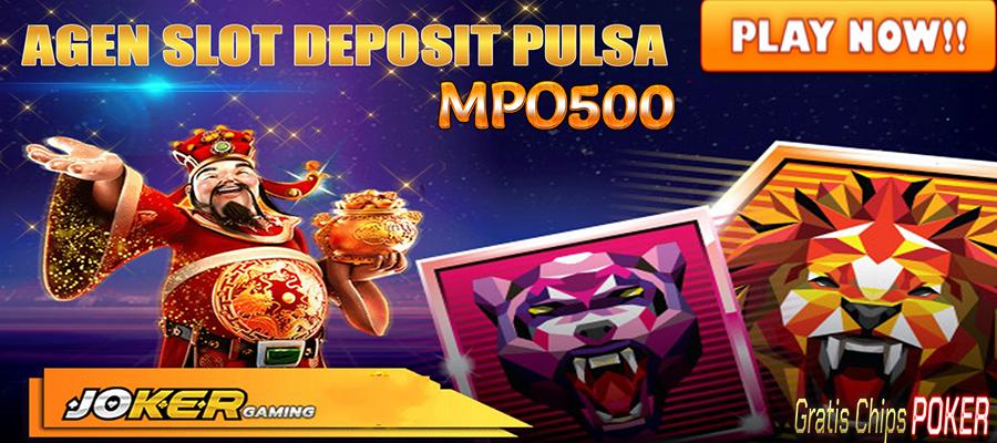 Agen Slot Online Depo Pulsa