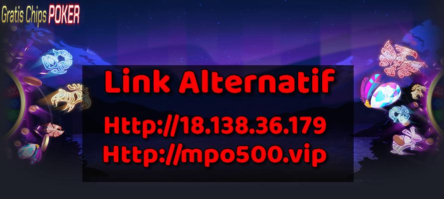 Alternatif Link Judi Slot Online MPO500 Terbaru