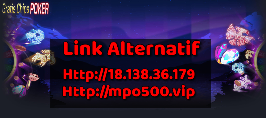 Alternatif Link Judi Slot Online